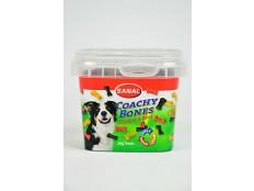 obrázek Sanal pes Coachy Bones poloměk. kost kuře/hov 100g TR