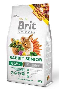 Brit Animals Rabbit Senior Complete 300g