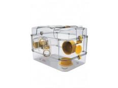 obrázek Klec křeček Rody 3 SOLO žlutá 41x27x28cm Zolux