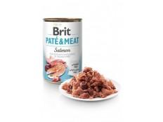 obrázek Brit Dog konz Paté & Meat Salmon 800g