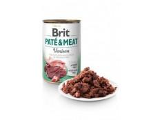 obrázek Brit Dog konz Paté & Meat Venison 800g