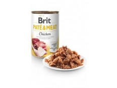 obrázek Brit Dog konz Paté & Meat Chicken 800g