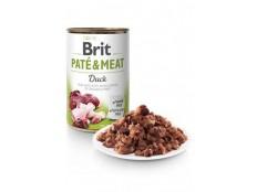 obrázek Brit Dog konz Paté & Meat Duck 800g