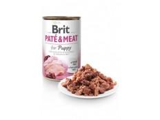 obrázek Brit Dog konz Paté & Meat Puppy 800g