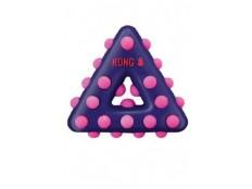 obrázek Hračka pes KONG Dotz trojúhelník L