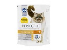 obrázek Perfect Fit CAT Sensitive 1+ s krůtím 750g