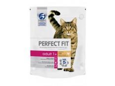 obrázek Perfect Fit CAT Adult 1+ s kuřecím 750g