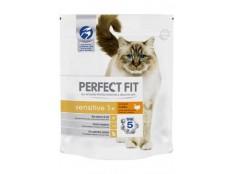 obrázek Perfect Fit CAT Sensitive 1+ s krůtím 1,4kg