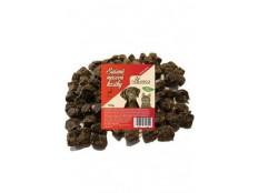 obrázek NATURECA pochoutka Masové kostky-Jelen, 100%maso 150g