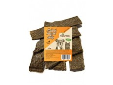 obrázek NATURECA pochoutka Masové pláty-Bažant,  100%maso 100g
