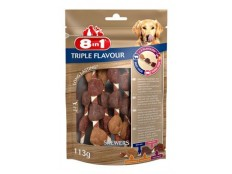 obrázek Pochoutka 8in1 Triple Flavour skewers (6ks)