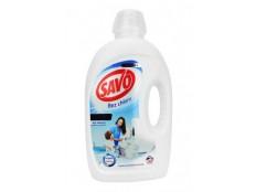 obrázek Savo Prací gel bílé prádlo 50W