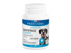 obrázek Francodex Pudr dentální pes, kočka 70g NEW