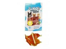 obrázek Juko excl. Smarty Snack SOFT MINI Chicken Jerky 70g
