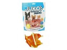 obrázek Juko excl. Smarty Snack SOFT MINI Chicken Jerky 250g