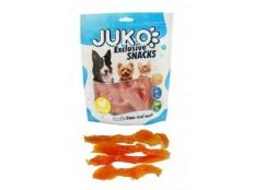 obrázek Juko excl. Smarty Snack SOFT Chicken Jerky 250g