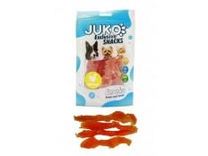 obrázek Juko excl. Smarty Snack SOFT Chicken Jerky 70g
