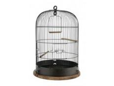 obrázek Klec ptáci RETRO LISETTE kov/dřevo 34x34x47cm Zolux