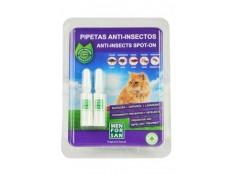 obrázek Menforsan Spot on pipety pro kočky antipar. 2x1,5ml