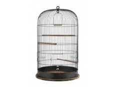 obrázek Klec ptáci RETRO MARTHE kov/dřevo 45x45x70cm Zolux