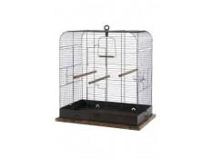 obrázek Klec ptáci RETRO MADELEINE kov/dřevo 54x34x53cm Zolux