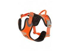 obrázek Postroj Hurtta Weekend Warrior neon oranžový 45-60cm