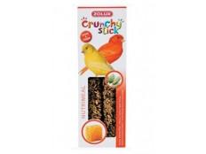 obrázek Crunchy Stick Canary Zrní/Med 2ks Zolux