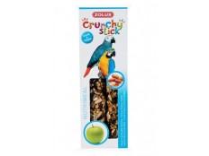 obrázek Crunchy Stick Parrot Buráky/Jablko 2ks Zolux