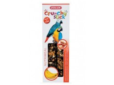 obrázek Crunchy Stick Parrot Buráky/Banán 2ks Zolux