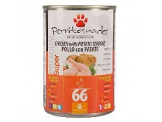 obrázek Perrito konzerva pes Chicken, Potato & Herbs 400g