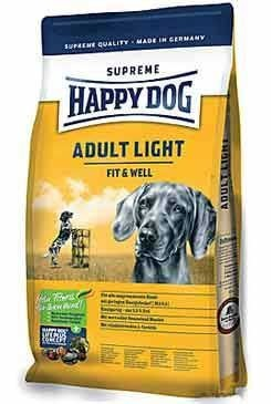 Happy Dog Supreme Adult Fit&Well Light 4kg