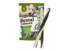 obrázek Dental Chews Twisted Stick máta a čaj 170g/12ks