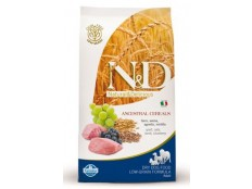 obrázek N&D Low Grain DOG Adult Mini Lamb & Blueberry 800g