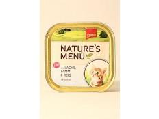 obrázek Schmusy Cat Nature Menu vanič Junior losos+jehně 100g