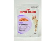 obrázek Royal canin Kom.  Feline Sterilised kaps ve šťávě 85g