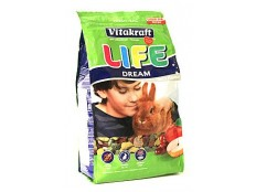 obrázek Vitakraft Rodent Rabbit krm. Life Dream 600g