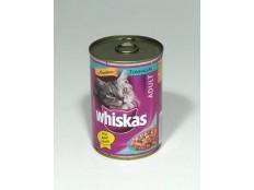 obrázek Whiskas konzerva s tuňákem 400g