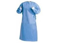 obrázek Plášť operační sterilní modrý L Henry Schein 1ks