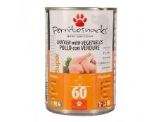 obrázek Perrito konzerva pes Chicken & Vegetables 395g