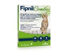 obrázek Fipnil Combo 50/60mg Cat Spot-on 3x0,5ml