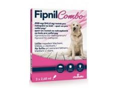 obrázek Fipnil Combo 268/241,2mg L Dog Spot-on 3x2,68ml