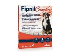 obrázek Fipnil Combo 402/361,8mg XL Dog Spot-on 3x4,02ml