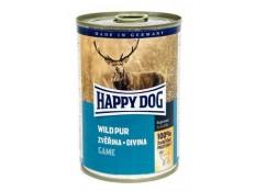 obrázek Happy Dog konzerva Wild Pur Zvěřinová 400g