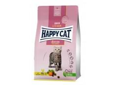 obrázek Happy Cat Junior Land-Geflugel/Drůbež 300g