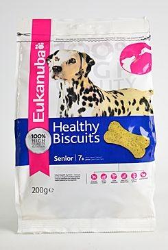 Eukanuba Dog Biscuit Mature&Senior All Breeds 200g