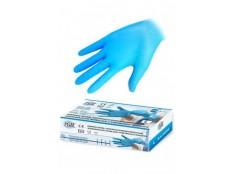 obrázek H2O COOL nitrilové rukavice 4g 100 ks vel. M