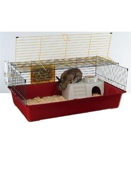 Klec králík RABBIT 100 cm 95x57x46 cm FP