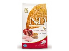obrázek N&D Low Grain DOG Adult Maxi Chicken & Pomegranat 12kg