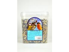 obrázek Krmivo ptactvo venk. směs Happy food 5,5l 3kg kyblík