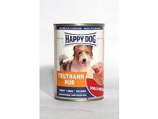 obrázek Happy Dog konzerva Truthahn Pur krůtí 400g